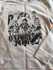 ヽ(`・ω・´)新品*ONE PIECE*長袖Tシャツ*150�p*