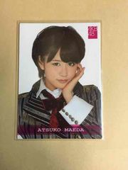 AKB48 前田敦子 2011 トレカ R073N