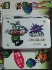 パチスロ JUGGLER ジャグラー ソーラー マルチ 充電 エコ チャージャー ホワイト
