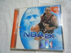 NBA 2K(ドリームキャスト用ソフト)