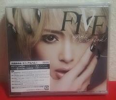 浜崎あゆみミニアルバムCD+DVD♪FIVE