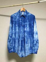 Vintage ブルックスブラザーズ タイダイBDシャツ/ヨウジヤマモト