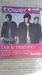 back number(�ޯ����ް)�\��tower�{ No.38