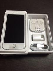 新品 au iPhone6 16GB シルバー 判定○ 即日発送