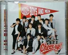 BOYS AND MEN ボイメン Cheer up!アルバム 田村&勇翔写真付