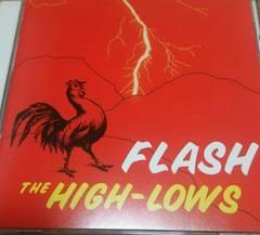 ベストCD ザ.ハイロウズ FLASH ステッカーあり 日焼け