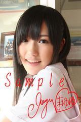 【送料無料】AKB48渡辺麻友 写真5枚セット<サイン入> 38