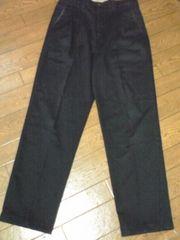 ドッカーズ 黒パンツ 32×34