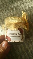 新品*ジャムキャンドル*チョコレート