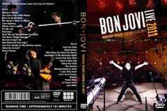 BON JOVI M.S.G NY 2.25.2011 �{���W�����B