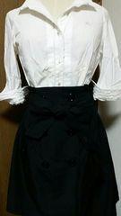 ☆BURBERRY BLUE LABEL☆トレンチスカート☆