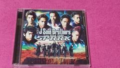 �O���JSB SPARK CD+DVD