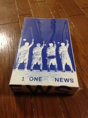 ONE-for the win-スペシャル盤 CD+NEWSオリジナルTシャツ JE限定