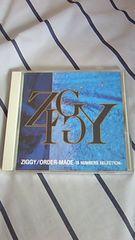 ZIGGYのベスト盤(^^)