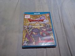 【新品Wii U】ドラゴンクエスト�] いにしえの竜の伝承