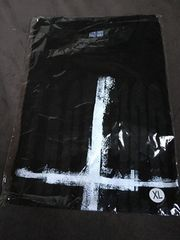 氷室京介 LAST GIGS Tシャツ XL 黒 BOOWY 東京ドーム