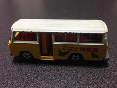 トミカ日本製 三菱バスこばと幼稚園
