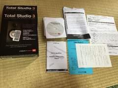 Total Studio 3    IKMULTIMEDIA ソフトシンセサイザー