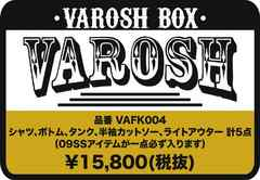 Varosh(�ާۯ��)���ܻϰBOX5�_���/L �Ҷ��