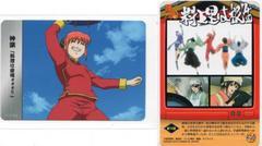 銀魂A★トレカ ストーリーカード Z-621 第193話 神楽