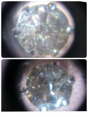 Pt900☆0,50カラット!一粒ダイヤモンドネックレストップ☆