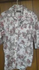 L7 花柄シャツ トルネードマート ロエン