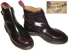 ドクターマーチン新品JONI本革サイド ベルト ブーツ16102601uk6