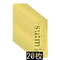 SU:M37゚(スム)ロシックセラピークリーム20枚SET 保湿 スーパーアンチエイジング韓国コスメ