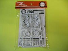 アスカモデル 1/24 オレンジウィールズ OW-1 D-Style(スタイル) 新品 15インチ