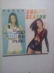 安室奈美恵..懐かしの8cmCD