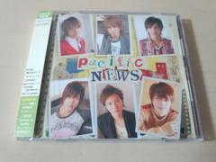 NEWS CD「pacific」山下智久 初回生産限定盤●