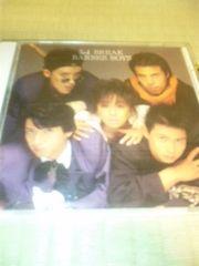 CD:バービーボーイズ/3rd.BREAK 帯なし
