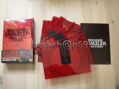 即決『NEON GENESIS  EVANGELION DVD-BOX '07』used