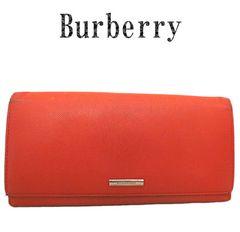 BURBERRY �o�[�o���[ ���U�[ �t�@�X�i�t�������z