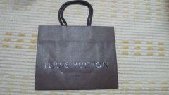 Louis Vuitton★小サイズショップ袋★美品