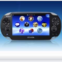 PS vita PCH-1100 �N���X�^���E�u���b�N 3G/Wi-Fi���f��