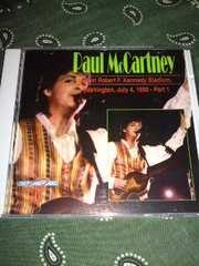 Paul McCartney/Live at Robert F Kennedy