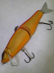メガバスIT-ジャック61g16�pクラッシックシャッドOBカラー美品です