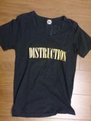 the GazettE「LIVE Tシャツ」BLACK MORAL