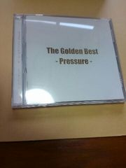 2回ほど再生・ゴールデンボンバーCDアルバム「ザ・ゴールデンベストPressure」