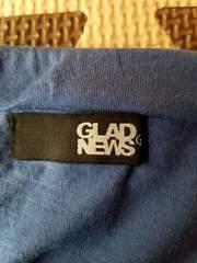 GLAD NEWS ロングベアトップ  ベアミニワンピ?
