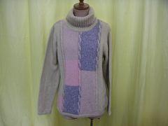タートルネックのセーター used