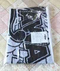 ★新品★矢沢永吉★マフラータオル ロゴ ホワイト/ブラック