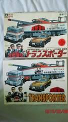 スーパーレア西部警察トランスポーター2セットジャンク品
