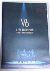 V6 LIVE TOUR 2015 SINCE1995�`FOREVER