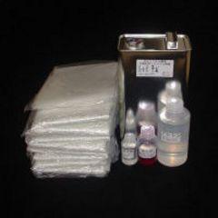 サーフェイスマット付シンプルFRP材料セット,樹脂4kg
