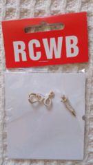 ◆新品RCWB注射器 聴診器ピアス◆