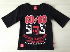 BABY DOLL☆中部袖Tシャツ☆110