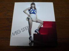 MEG CD「STEP」初回盤DVD付 中田ヤスタカP●