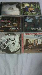 J HIPHOP22枚 YAKKO/NITRO/山嵐/BUDDHA/ZEEBRA/CDまとめ売り